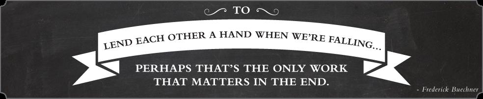 lend-each-other-a-hand
